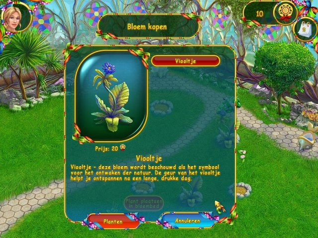 Screenshot van het spel  «Magic Farm 2: Elfenlanden» № 1