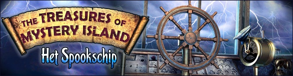 The Treasures of Mystery Island: Het Spookschip
