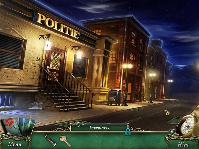 Screenshot van het spel  «9 Clues: The Secret of Serpent Creek» № 3