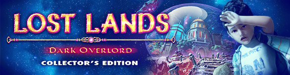 Lost Lands. Dark Overlord. Collector's Edition