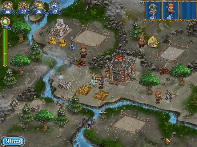 Screenshot van het spel  «New Yankee in King Arthur's Court 2» № 5