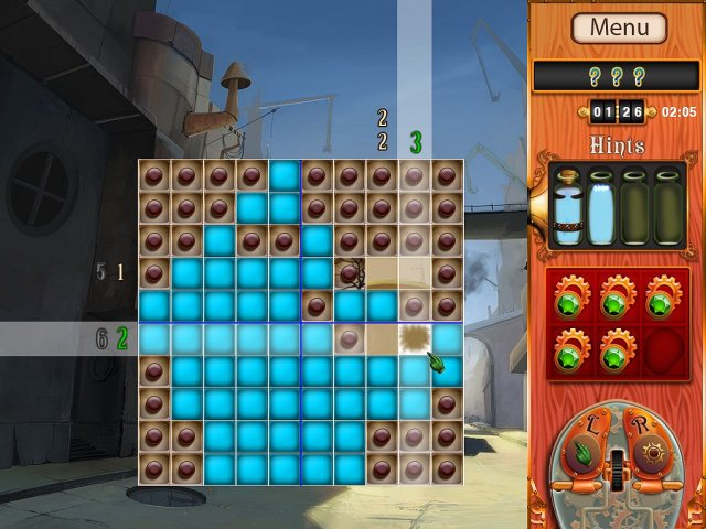 Screenshot van het spel  «Gizmos: Riddle Of The Universe» № 4
