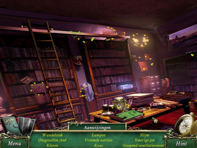 Screenshot van het spel  «9 Clues: The Secret of Serpent Creek» № 1