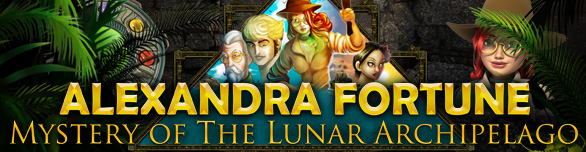 Alexandra Fortune - Mystery of the Lunar Archipelago