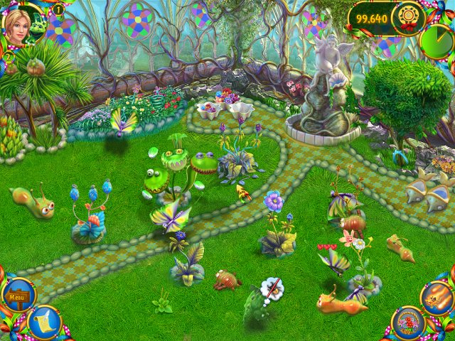 Screenshot van het spel  «Magic Farm 2: Elfenlanden» № 2
