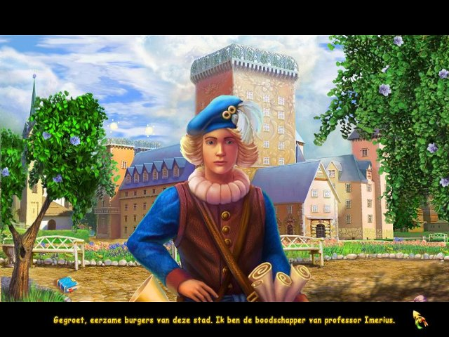 Screenshot van het spel  «Magic Farm 2: Elfenlanden» № 4