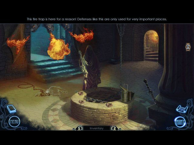 Screenshot van het spel  «Mystery of Unicorn Castle: Beastmaster. Collector's Edition» № 3