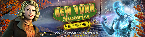 New York Mysteries: High Voltage. Collector's Edition