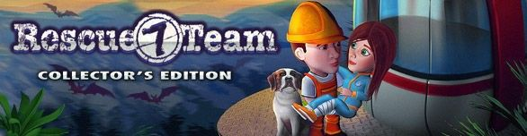 Rescue Team 7. Collector's Edition