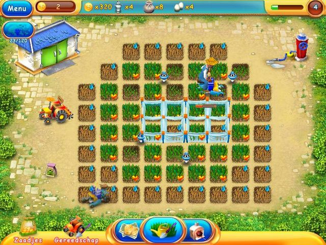 Screenshot van het spel  «Virtual Farm 2» № 1