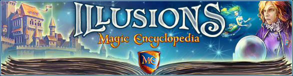 Magic Encyclopedia 3: Illusions