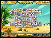 Screenshot van het spel  «Mahjongg: Ancient Egypt» № 2
