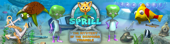 Sprill - The Mystery of The Bermuda Triangle