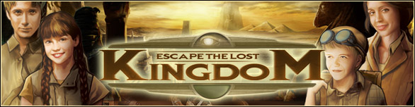 Escape the Lost Kingdom