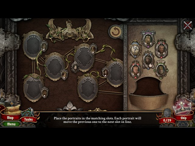 Screenshot van het spel  «Kingmaker: Rise to the Throne. Collector's Edition» № 2