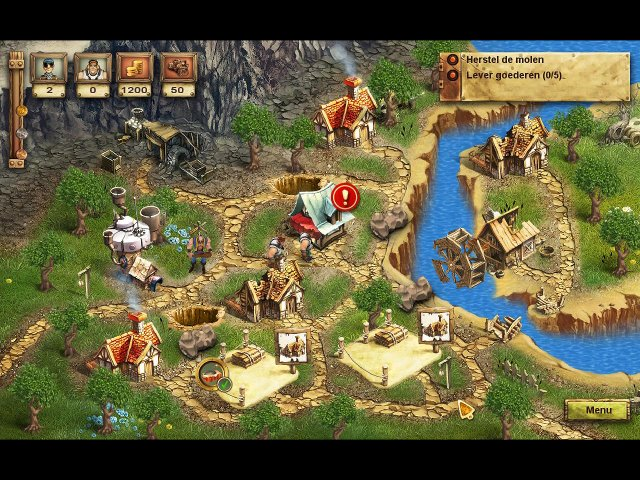 Screenshot van het spel  «Meridian: Age of Invention» № 4