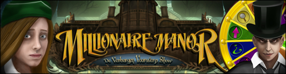 Millionaire Manor: The Hidden Object Show