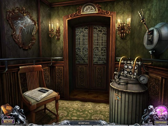Screenshot van het spel  «House of 1000 Doors: Family Secrets Collector's Edition» № 3