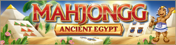 Mahjongg: Ancient Egypt