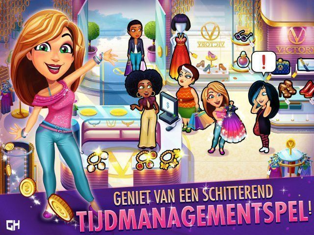Screenshot van het spel  «Fabulous - Angela's High School Reunion. Collector's Edition» № 1