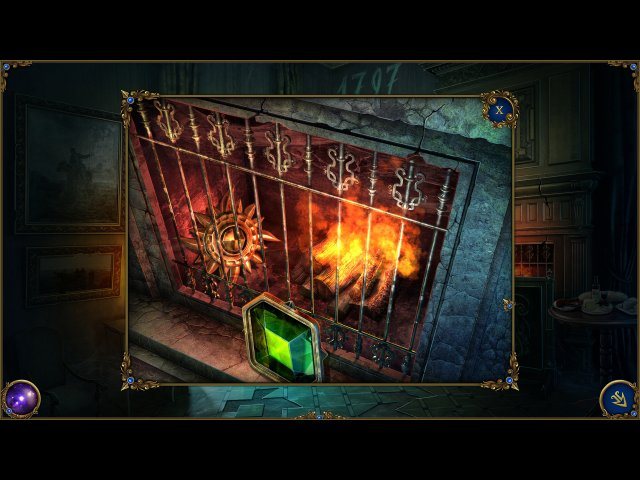 Screenshot van het spel  «Frankenstein: Master of Death» № 4