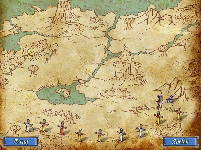 Screenshot van het spel  «New Yankee in King Arthur's Court 2» № 6