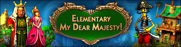 Elementary My Dear Majesty!