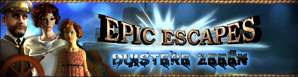 Epic Escapes: Duistere Zeeën