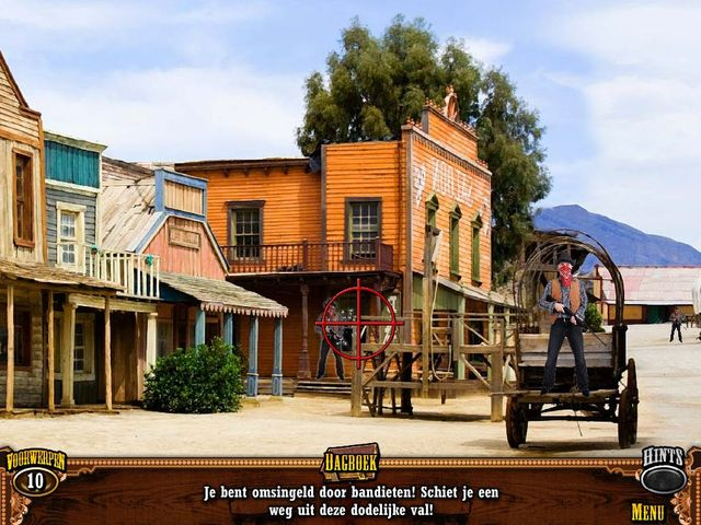Screenshot van het spel  «Wild West Quest» № 4